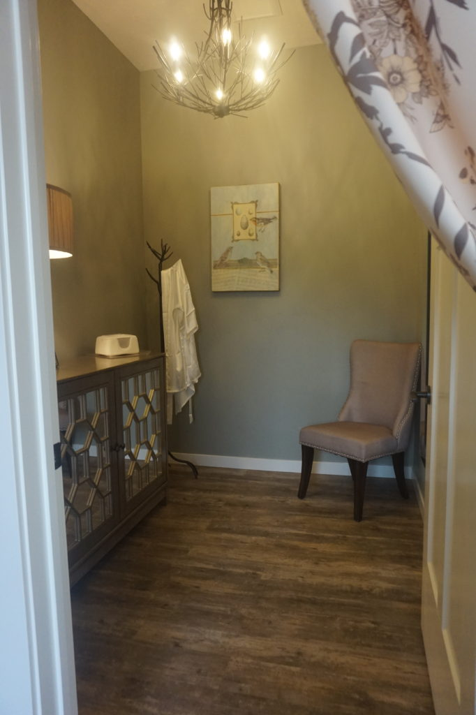 Private Fitting Rooms